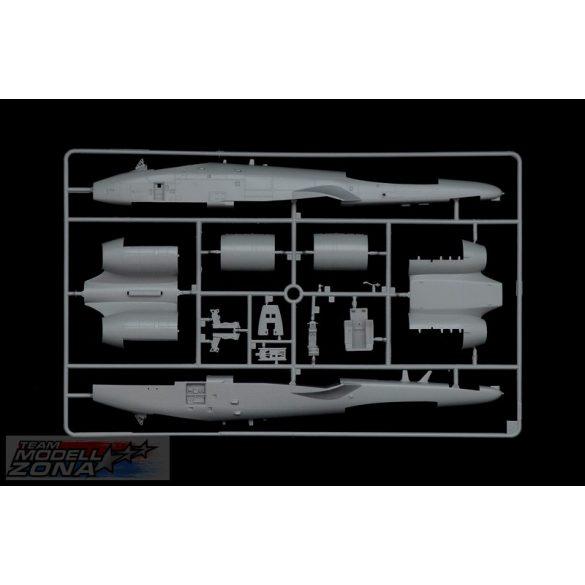Italeri A-10C Blacksnakes - makett