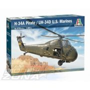 Italeri - 1:48 HUS-1 Sea Horse / UH-34D - makett