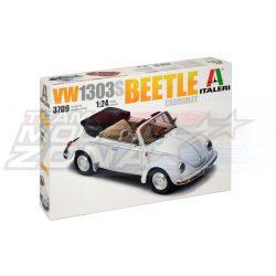 Italeri - 1:24 VW Beetle Cabrio - makett