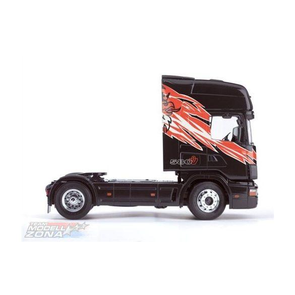 Italeri Scania 164L TopClass 580 CV- makett
