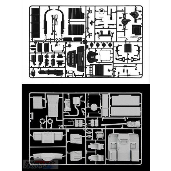 Italeri DAF XF 105- makett
