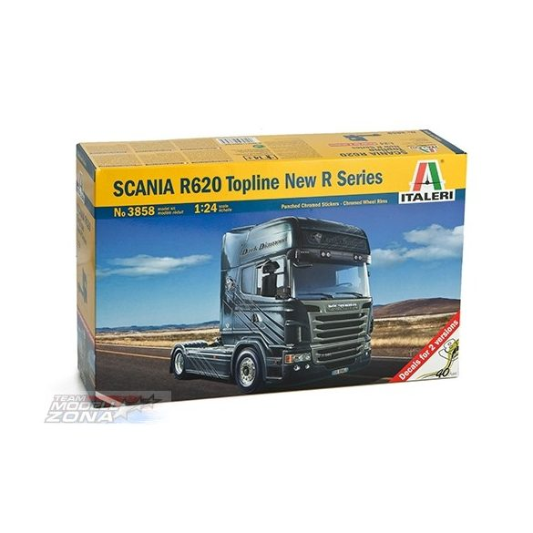 Italeri SCANIA R620 V8 New R Series- makett