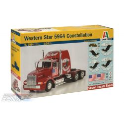 Italeri Western Star 5964 Constellation- makett