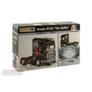 Italeri SCANIA R730 The Griffin- makett