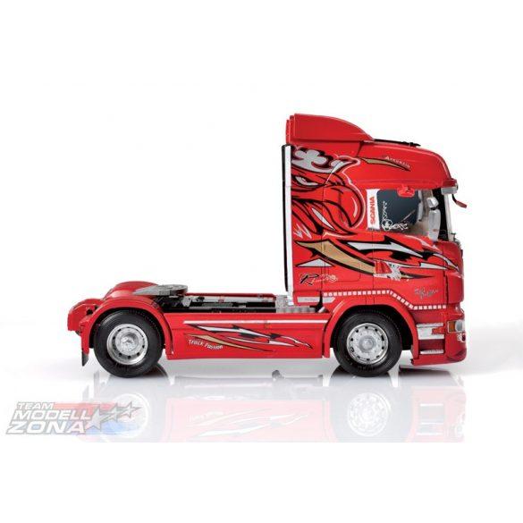 Italeri Scania R560 V8 Higline- makett