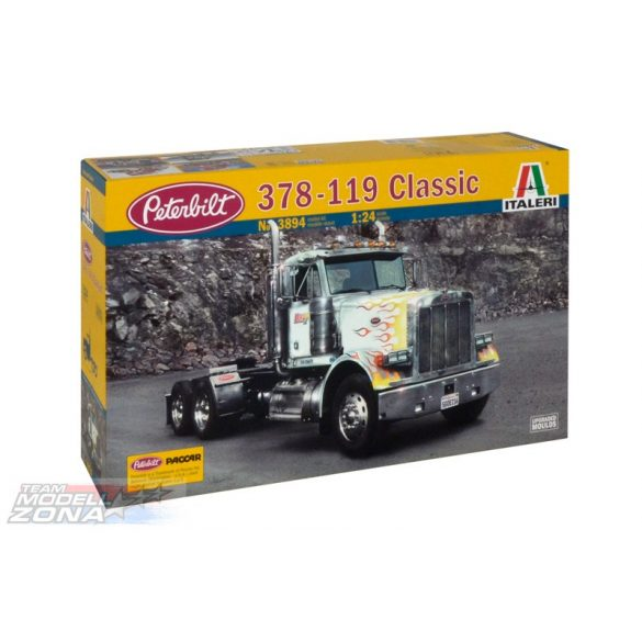 Italeri US Truck Classic Peterbilt 378-119- makett