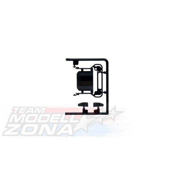 Italeri - 1:24 SCANIA R730 Streamline Highline Cab- makett