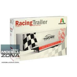 Italeri - 1:24 Racing Trailer - makett