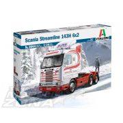 Italeri - 1:24 SCANIA Streamline 143H 6x2 - Kamion Makett