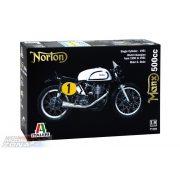 Italeri - 1:9 Norton Manx 500cc 1951 - makett