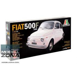 Italeri - 1:12 Fiat 500F (1968 version) - makett