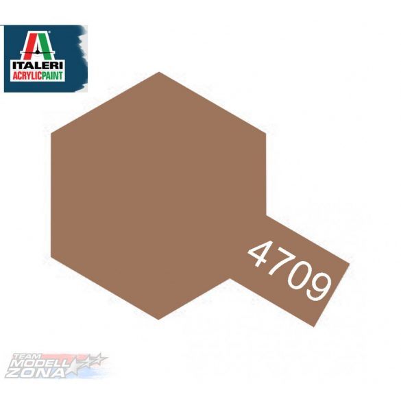 Italeri Flat Dark Tan