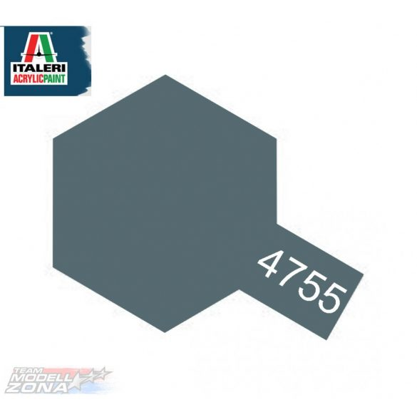 Italeri  Flat Dark Gull Gray