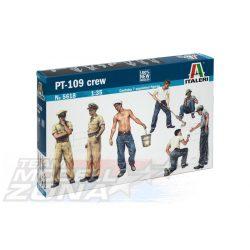 Italeri PT-109 CREW - makett