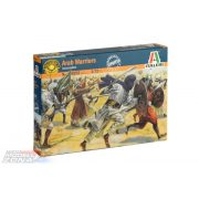 Italeri - 1:72 ARAB WARRIORS - figura szett - makett