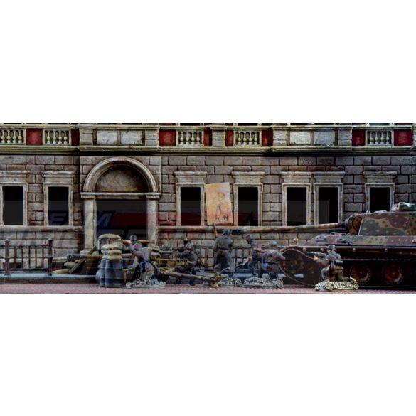 Italeri BATTLE of BERLIN Diorama Set - makett