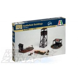 Italeri Battlefield Buildings - makett