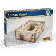 Italeri AFRICAN HOUSE - makett
