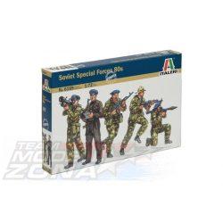 Italeri Soviet Special Forces - makett