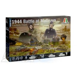 Italeri - 1:72 1944 Battle at Malinava - makett