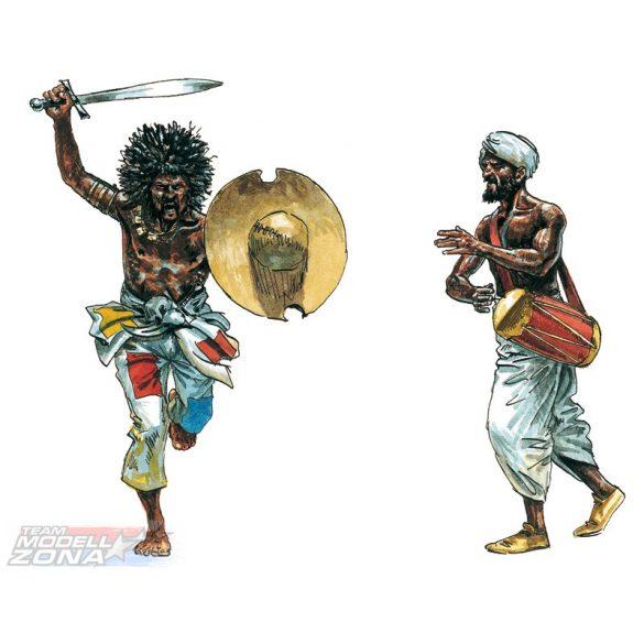 Italeri - 1:72 BEAU GESTE: Algerian Tuareg Revolt - BATTLE SET - dioráma szett - makett