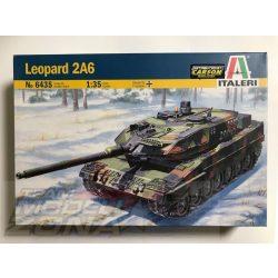 Italeri - 1:35 KPz Leopard II A6 - makett