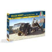 Italeri - 1:35 M1120 HEMTT Ladesystem - makett