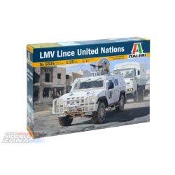 Italeri - 1:35 Lince UN fotómaratással - makett