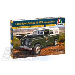 "Italeri - 1:35 Land Rover 109 ""Guardia Civil"" - makett"