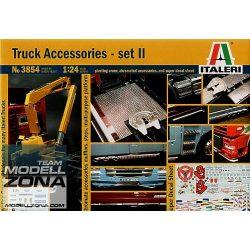 Italeri - 1:24 Truck tartozék szett - makett