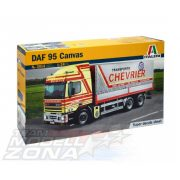 Italeri - 1:24 Daf 95 Canvas- makett