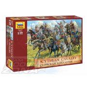 Zvezda - 1:72 Scythian cavalry V - III B.C. - makett