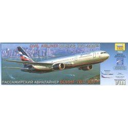 Zvezda Boeing 767-300 - makett