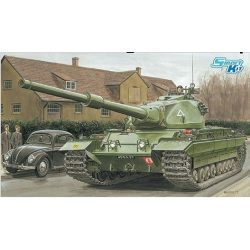 Dragon British Heavy Tank Conqueror Mark 2 - makett