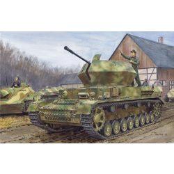 Dragon 3.7cm FlaK 43 Flakpanzer IV - makett